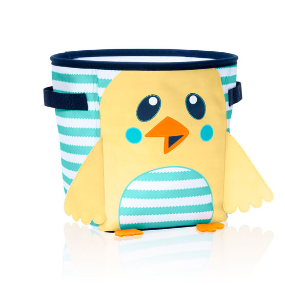 Mini Storage Bin - Spring Chick
