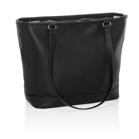 City Chic Bag - Black Beauty Pebble