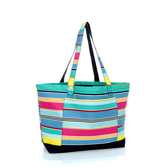 Beach-Ready Tote - Patio Pop