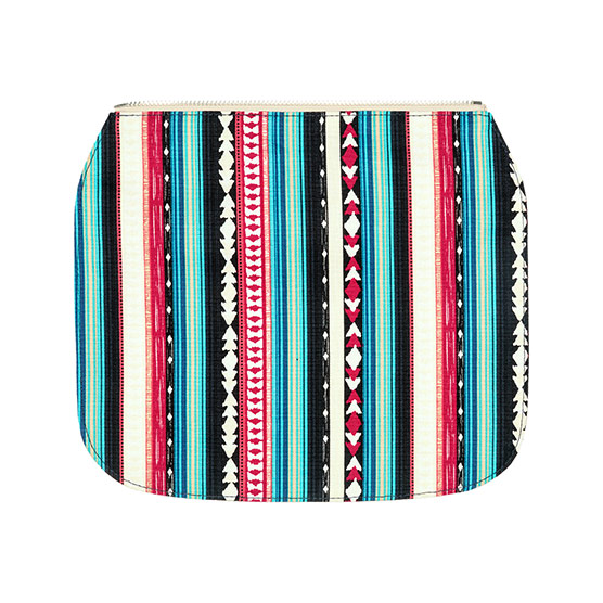 Studio Thirty-One Flap - Southwest Stripe