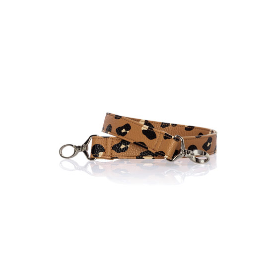 Studio Thirty-One Shoulder Strap - Lovely Leopard Pebble