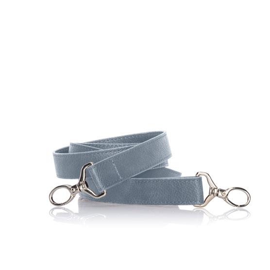 Crossbody Strap - Denim Distressed Pebble