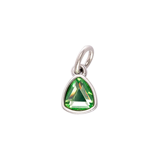 Celebration Birthstone Charm - August Peridot