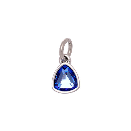Celebration Birthstone Charm - September Sapphire