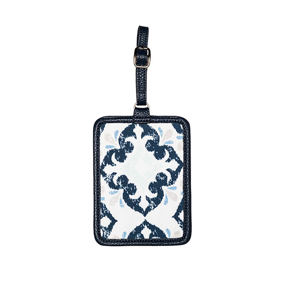 Carry Me Away Luggage Tag - Fab Flourish