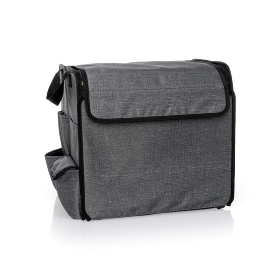 Get Creative Crate - Charcoal Crosshatch