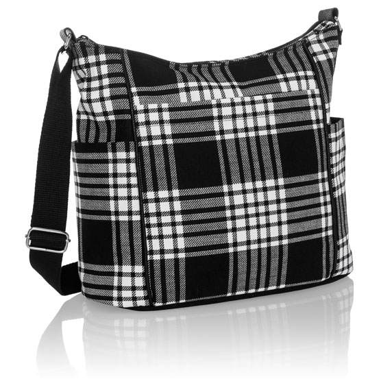 Casual Carry-All - Perfectly Plaid