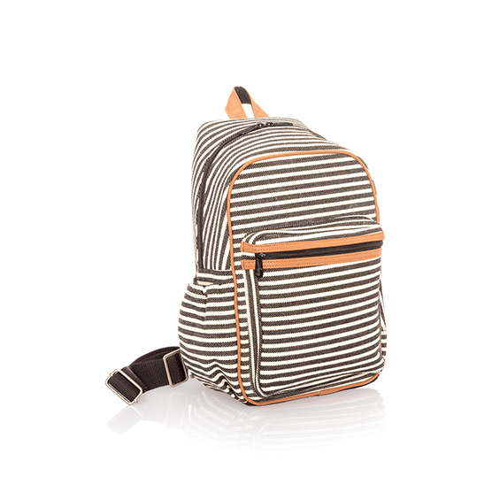Sling-Back Thermal - Twill Stripe