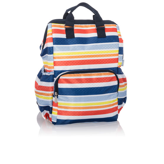 Adventures Backpack - Vista Stripe