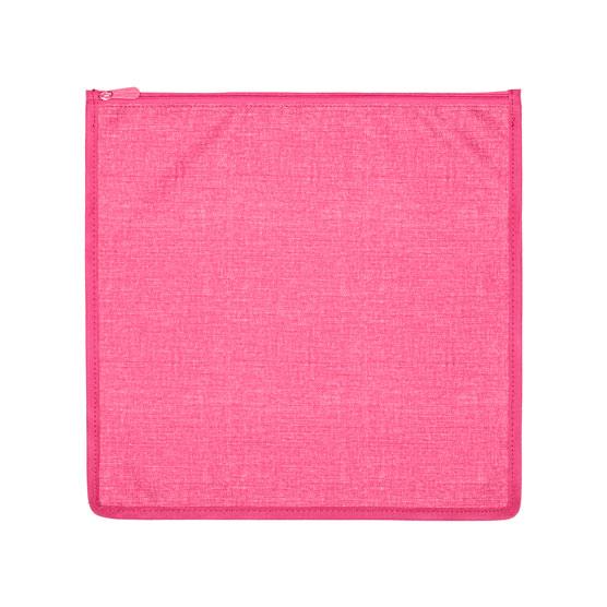 Get Creative Sleeve - Pink Crosshatch