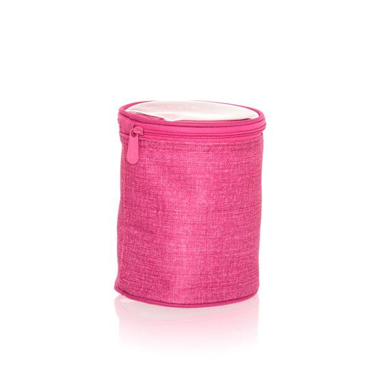 Get Creative Cylinder - Pink Crosshatch