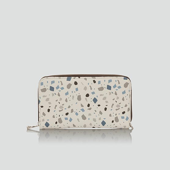 All About the Benjamins - Terrazzo Pebble