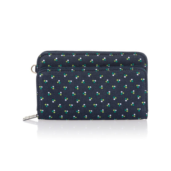 Perfect Cents Wallet - Dot Trio