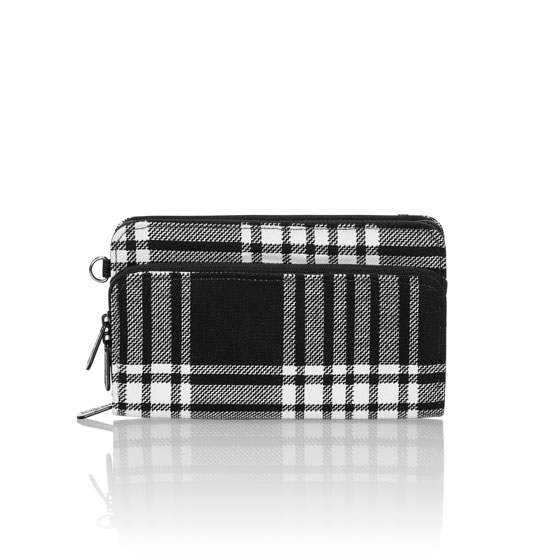 Perfect Cents Wallet - Perfectly Plaid