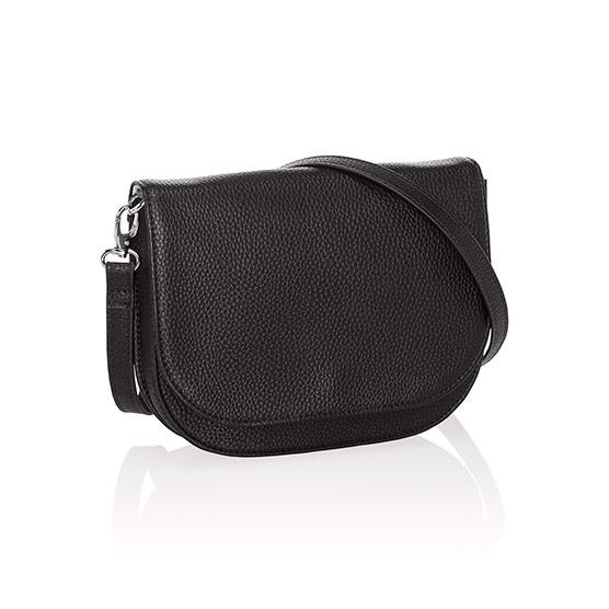 Convertible Belt Bag - Black Beauty Pebble