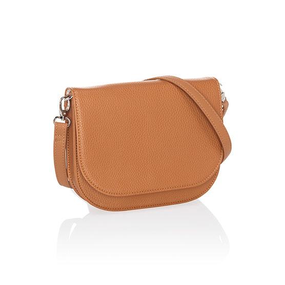Convertible Belt Bag - Caramel Charm Pebble