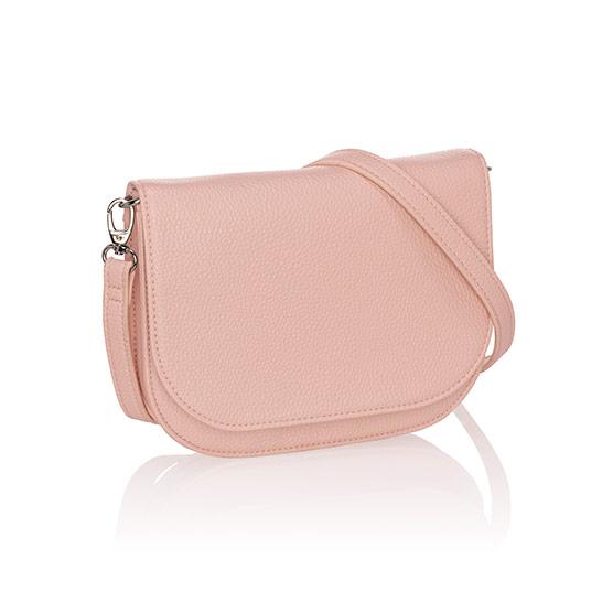 Convertible Belt Bag - Rose Blush Pebble