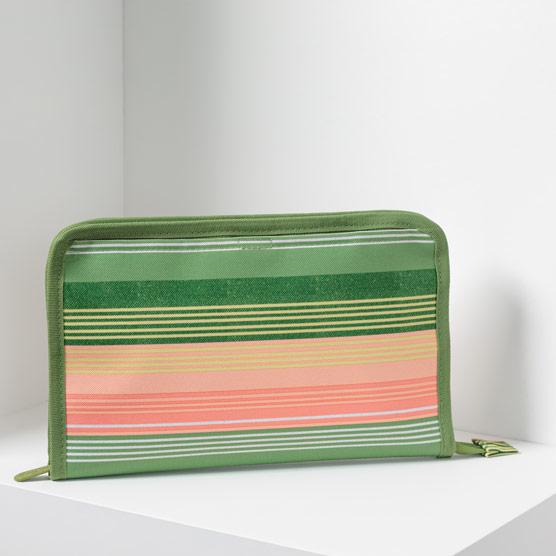 Get Creative Zipper Pouch - Sunlight Stripe