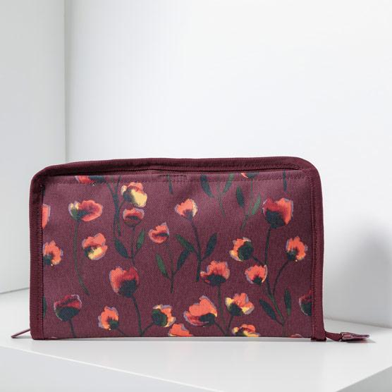 Get Creative Zipper Pouch - Delicate Floral
