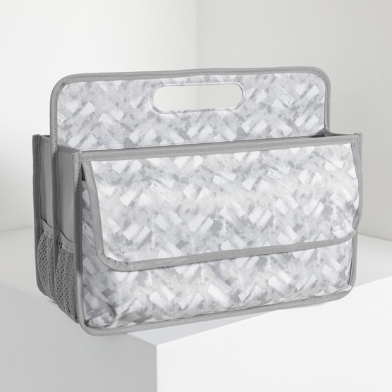 Deluxe Double Duty Caddy - Mystic Grey