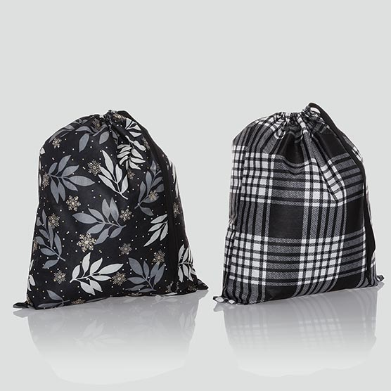 Timeless Memory Pouches, Large - Winter Wonder