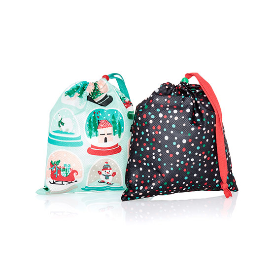 Timeless Memory Pouches, Small - Snow Globe Shake-Up