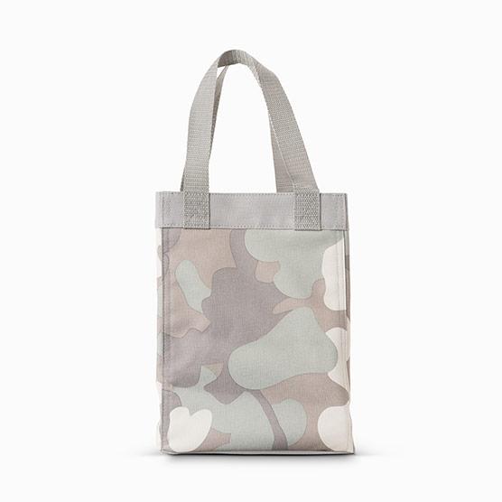 Small Essential Storage Tote - Soft Camo