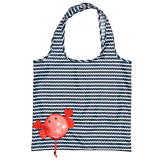 Foldaway Tote - Crabby Claws