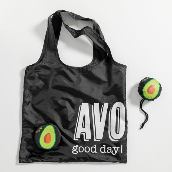 Foldaway Tote - Avo Good Day