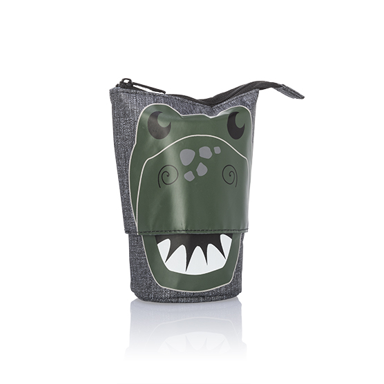 Hide & Peek Pouch - Dino Chomp
