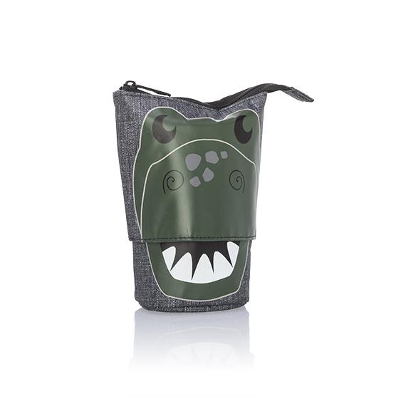 Hide & Peek Pouch - Dino Chomp