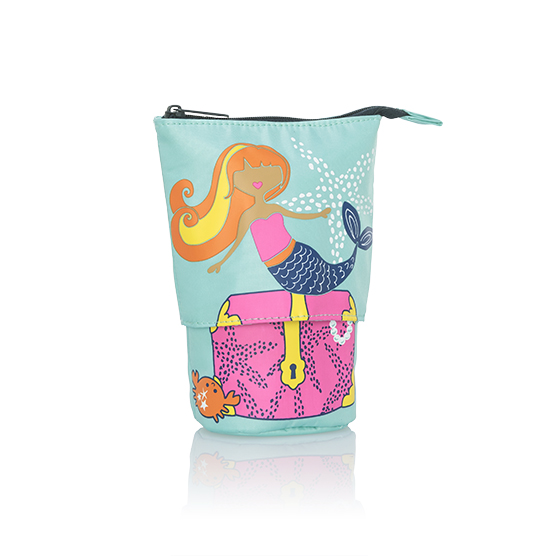 Hide & Peek Pouch - Mermaid Treasure