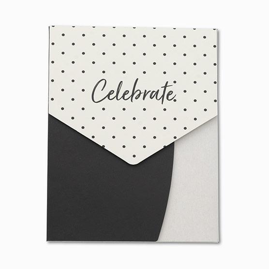 """Gifting Envelope 5""""x7"""" - Dashing Dot"""