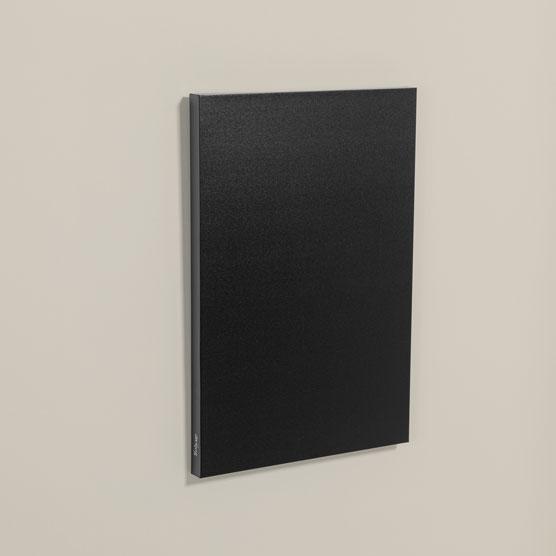 Statement Wall Art 24x16 - Black