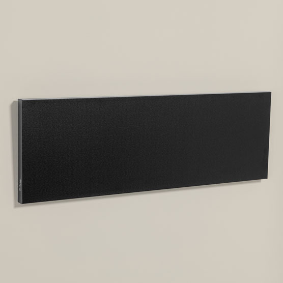 Statement Wall Art 12x36 - Black
