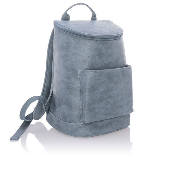 Keep It Cool Thermal Backpack - Denim Distressed Pebble