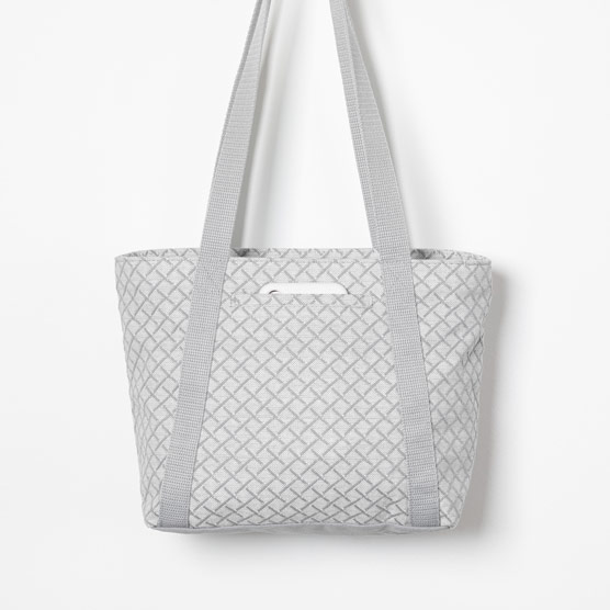 Classic Day Bag - Diamond Link Weave