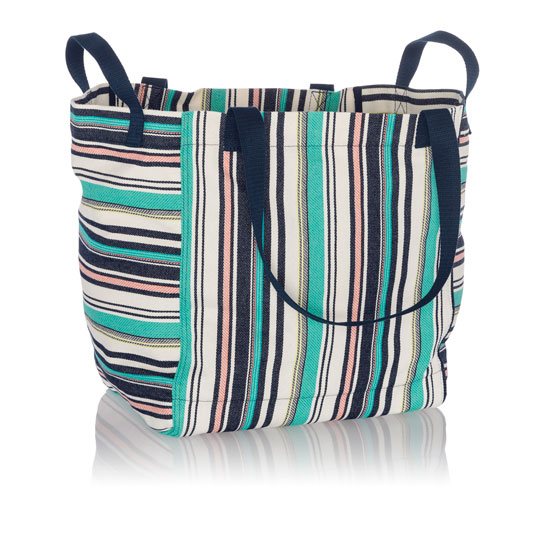 New Horizons Tote - Caribbean Weave