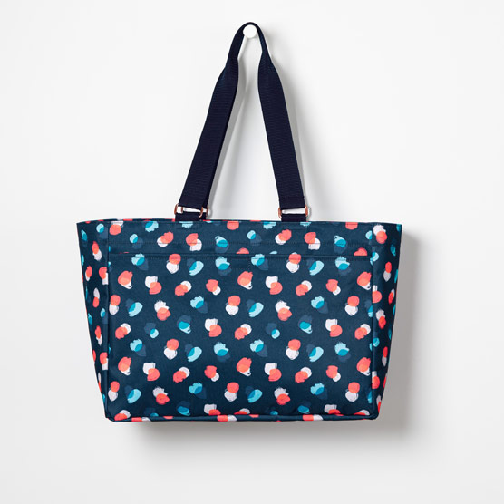 Everyday Essentials Tote - Painted Dot Trio