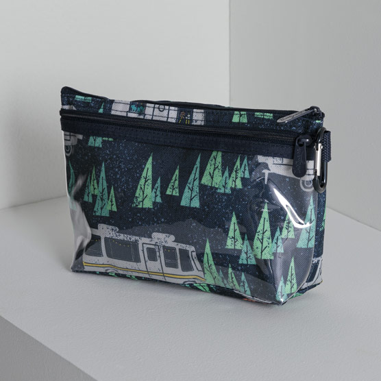 Clear Clip Pouch - RV There Yet