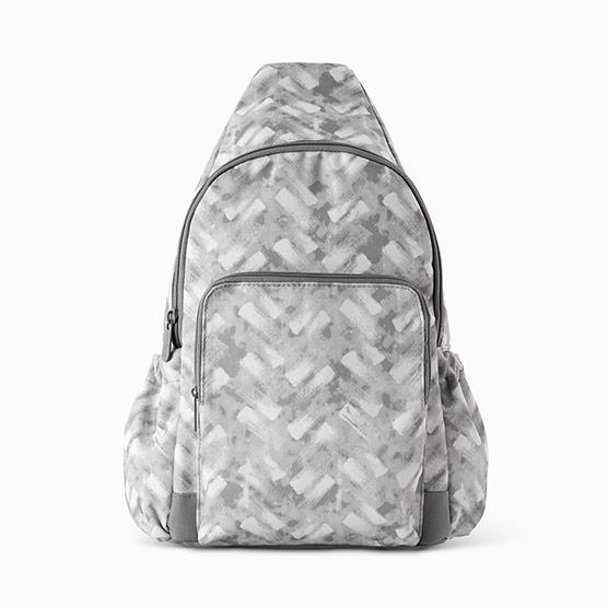 Adjustable Sling Backpack - Mystic Grey