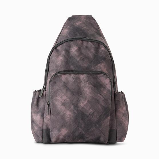 Adjustable Sling Backpack - Dusky Smoke