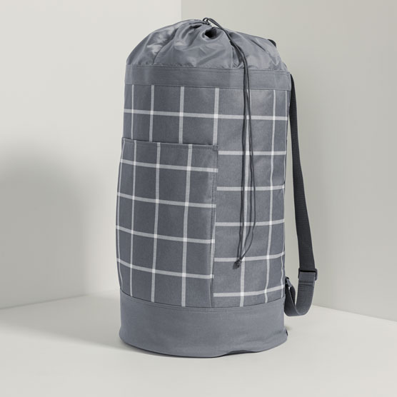 Move It All Bag - Windowpane Plaid