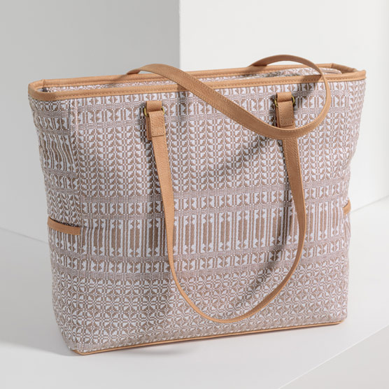 Cindy Tote - Canyon Weave