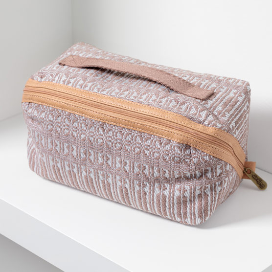 Expanding Travel Case - Canyon Weave