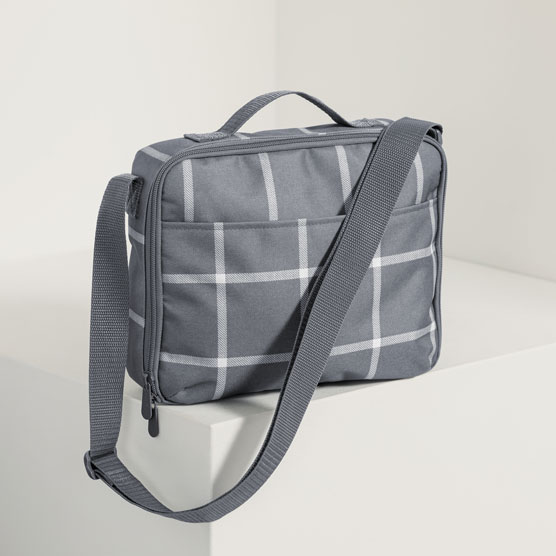 Get Creative ™ Crossbody - Windowpane Plaid