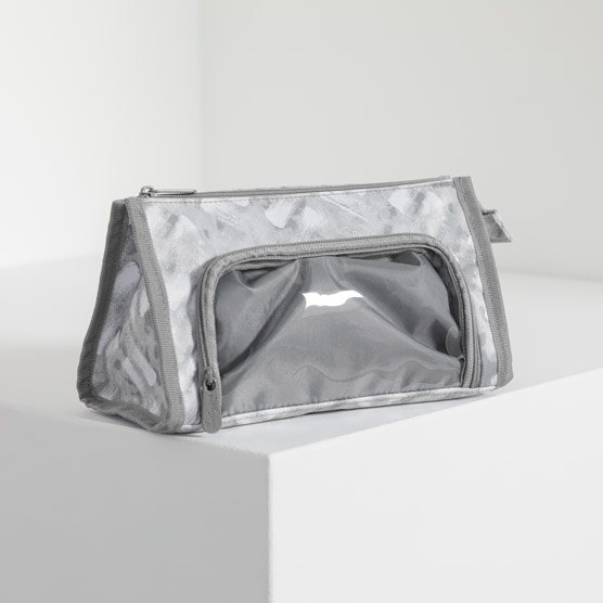 Get Creative ™ Double Pouch - Mystic Grey