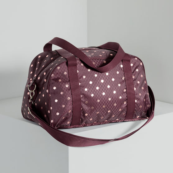 All Packed Mini Duffle - Twinkling Plum