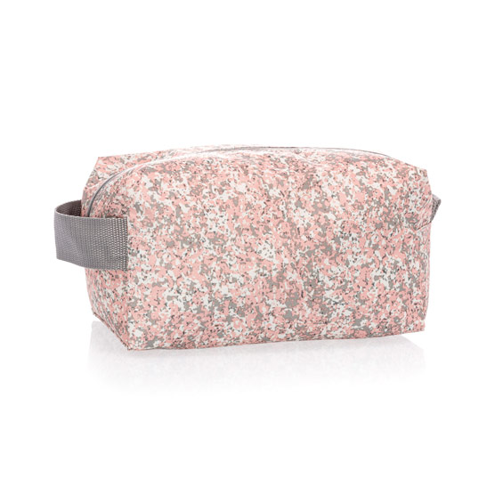 Let's Go Pouch Large - Speckled Granite