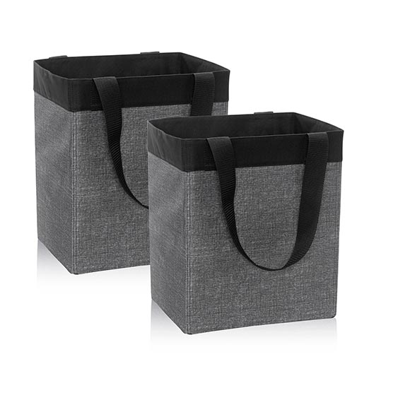2 Essential Storage Totes - Multi